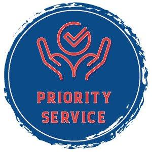 Priority Service